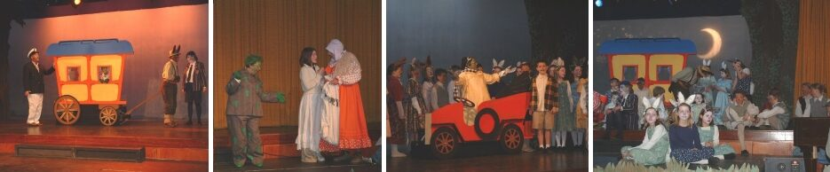 2003 The Wind in the Willows - a pantomime by Alan Bennett