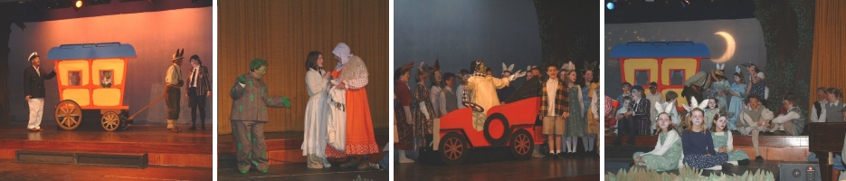 2003 The Wind in the Willows - a play by Alan Bennett