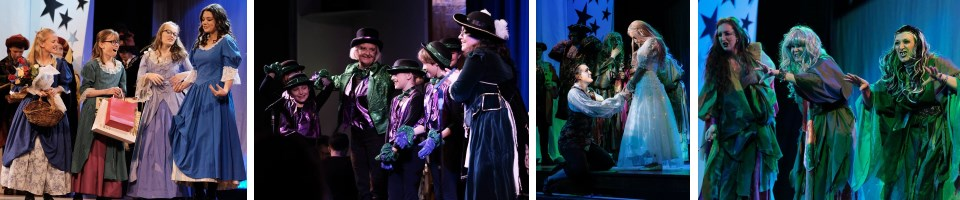 2019 Wishing on a Star - a pantomime by Helen Thrower & Verity Roberts