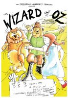 FDS - The Wizard of Oz poster